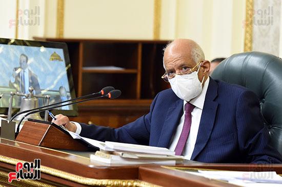 الجلسة العامة بمجلس النواب (17)