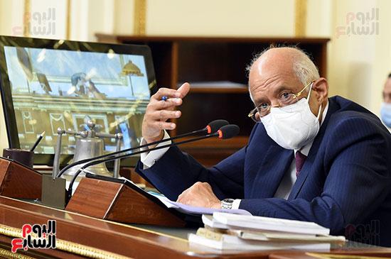الجلسة العامة بمجلس النواب (18)