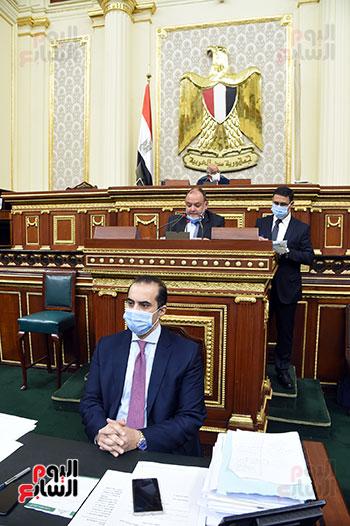 الجلسة العامة بمجلس النواب (5)