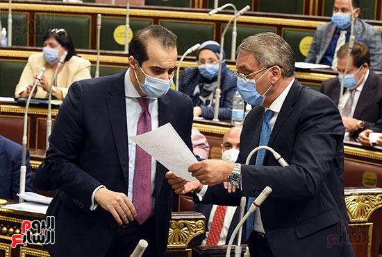 الجلسة العامة بمجلس النواب (9)