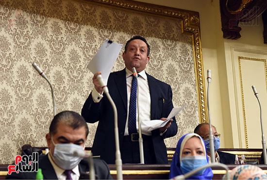 الجلسة العامة بمجلس النواب (11)