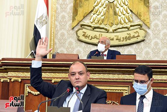 الجلسة العامة بمجلس النواب (7)