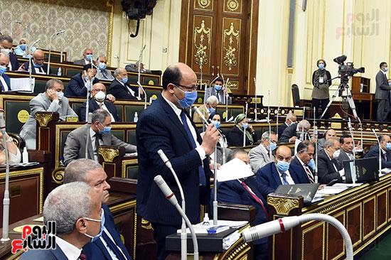 الجلسة العامة بمجلس النواب (16)