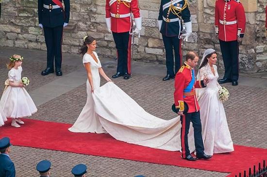 زفاف كيت ميدلتون