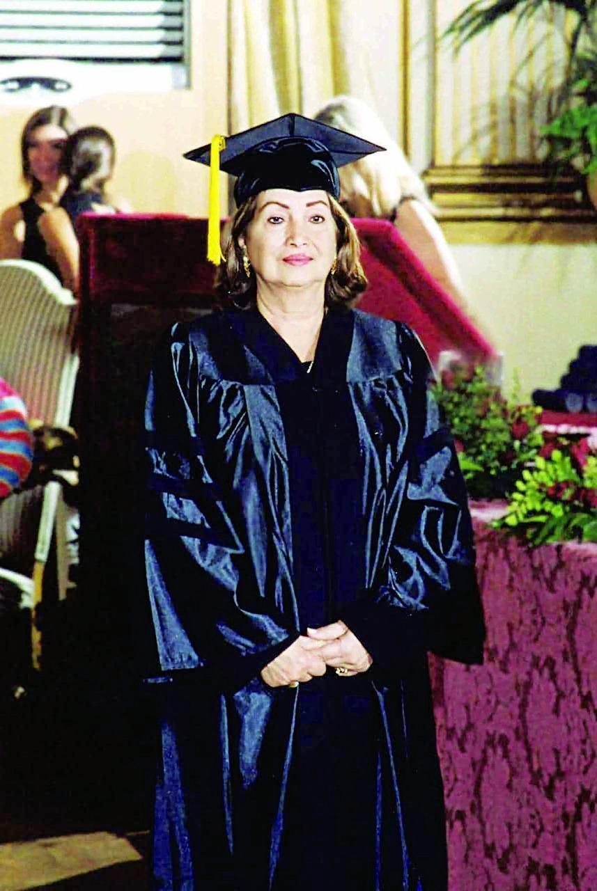 الدكتورة الراحلة القديرة سعاد كفافي