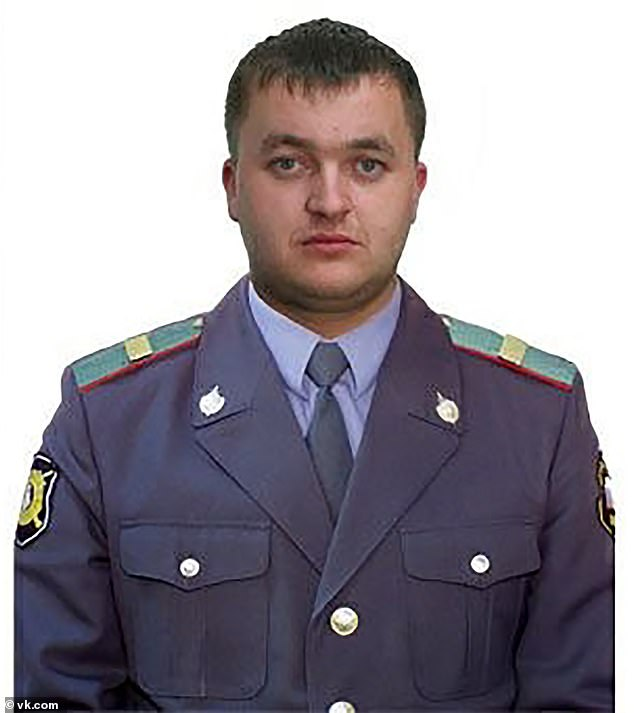 شرطى روسى يعيش برصاصة فى دماغه لمدة 10 سنوات  (5)