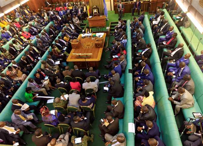 البرلمان الأوغندى