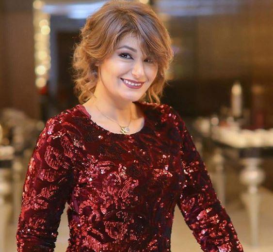 زوجة أحمد زاهر