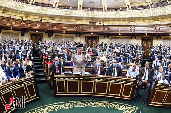 اجتماع مجلس النواب  (7)