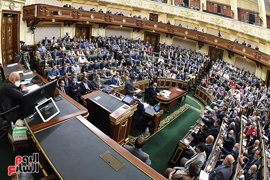 اجتماع مجلس النواب  (13)