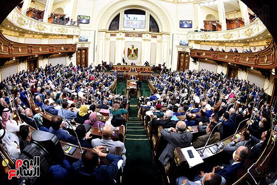 اجتماع مجلس النواب  (1)