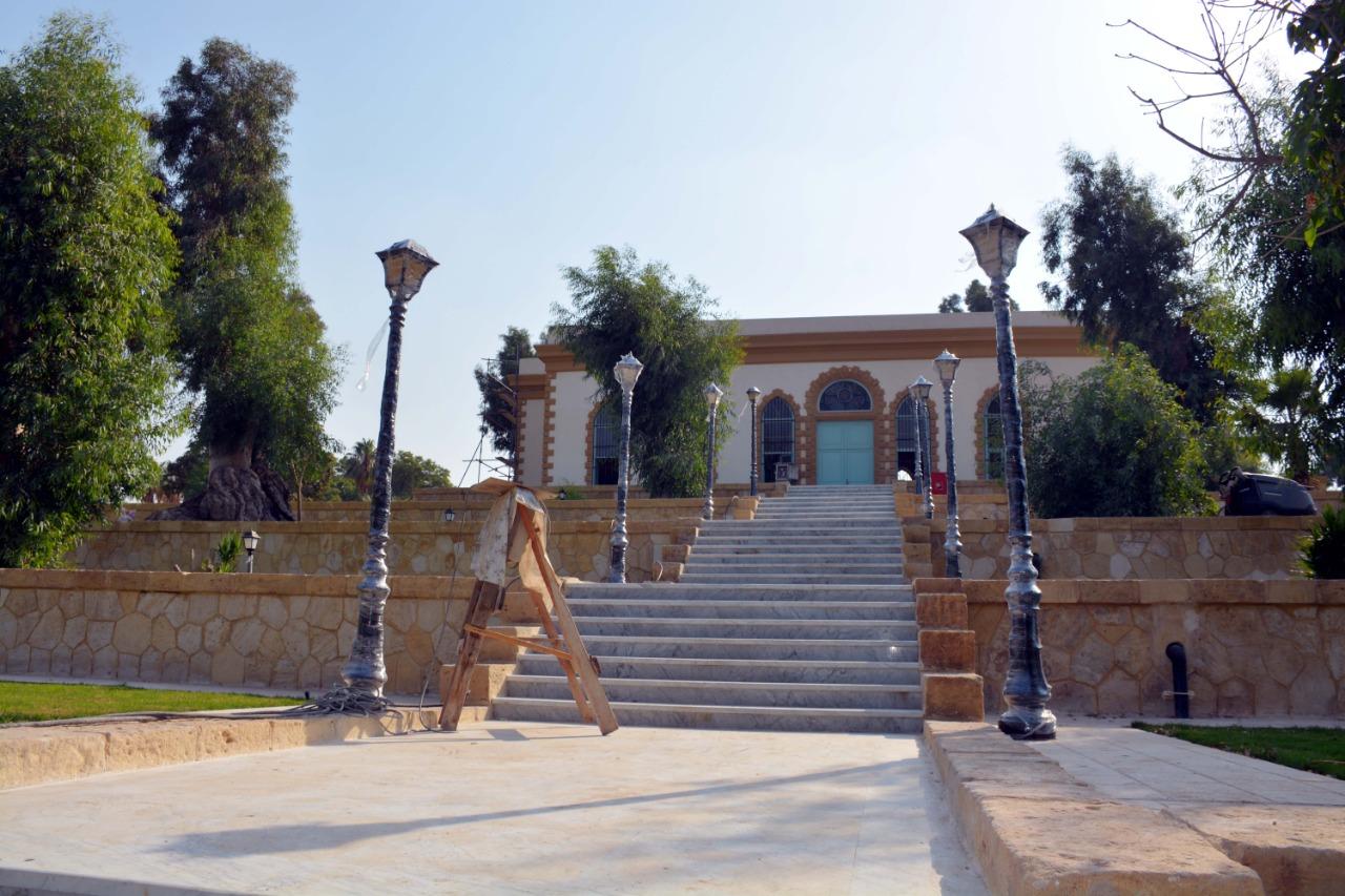 ترميم قصر محمد على