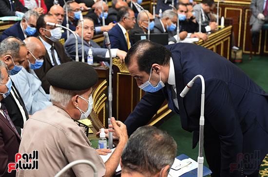اجتماع مجلس النواب  (17)