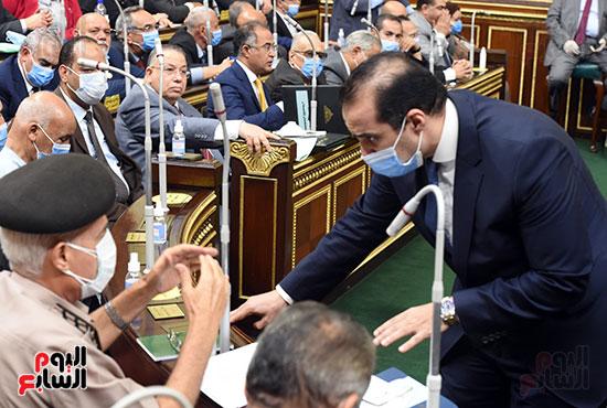 اجتماع مجلس النواب  (15)