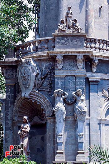 تماثيل قصر السكاكيني (1)