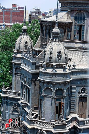جانب من القصر