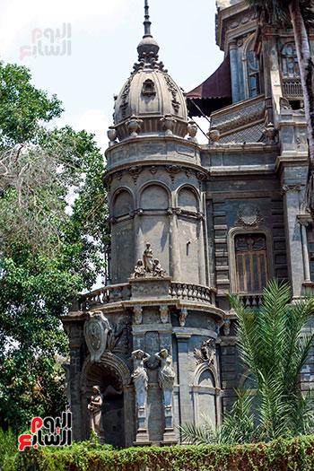 جانب من قصر السكاكيني