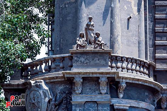 تماثيل قصر السكاكيني (2)