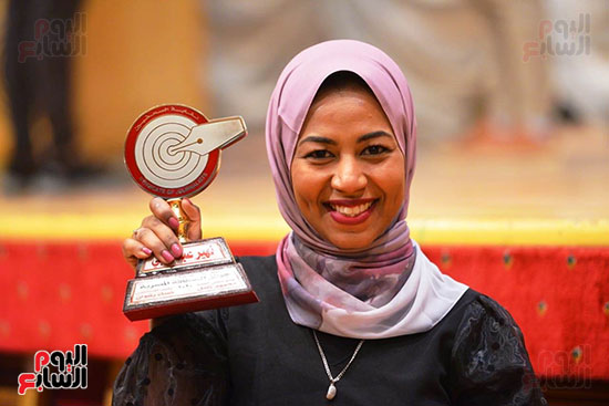 اليوم السابع تتسلم جوائز الصحافة المصرية  (9)