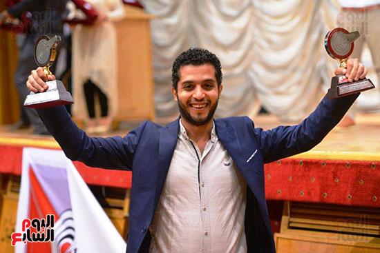 اليوم السابع تتسلم جوائز الصحافة المصرية  (3)