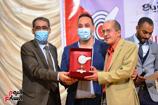 اليوم السابع تتسلم جوائز الصحافة المصرية  (11)