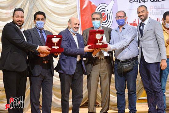 اليوم السابع تتسلم جوائز الصحافة المصرية  (14)