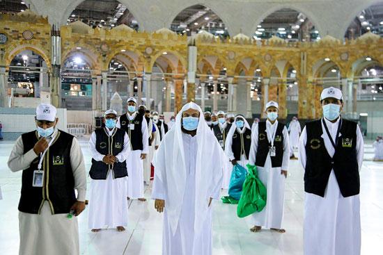لجنة شئون الحرمين فى المسجد الحرام