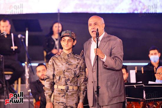 احتفالية ثورة 23 يوليو بدار الاوبرا المصرية (16)