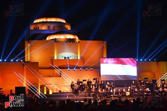 احتفالية ثورة 23 يوليو بدار الاوبرا المصرية (35)