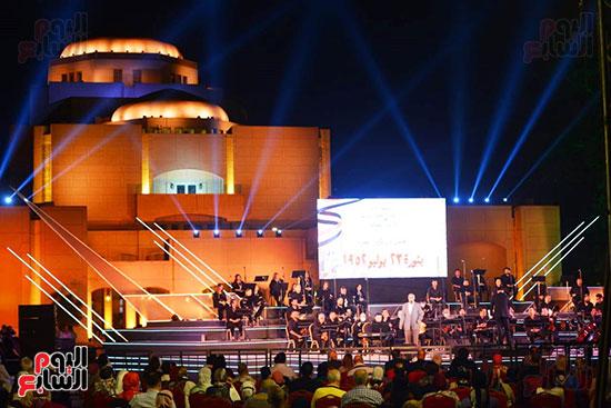 احتفالية ثورة 23 يوليو بدار الاوبرا المصرية (33)