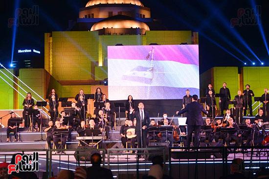 احتفالية ثورة 23 يوليو بدار الاوبرا المصرية (9)