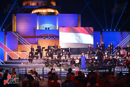 احتفالية ثورة 23 يوليو بدار الاوبرا المصرية (11)