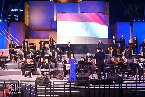 احتفالية ثورة 23 يوليو بدار الاوبرا المصرية (6)