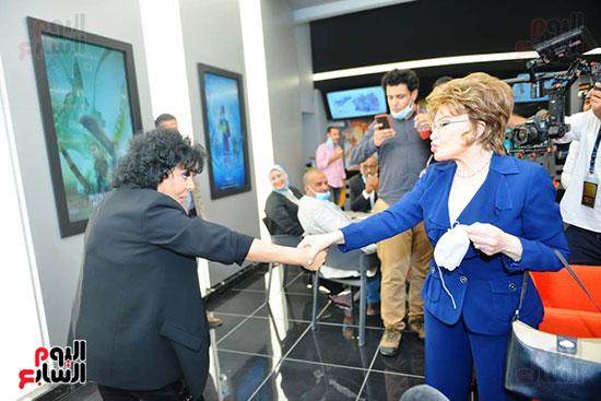 افتتاح سينمات اسعاد يونس (10)