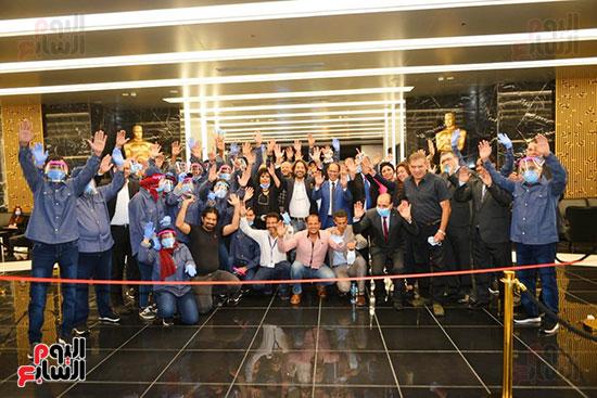افتتاح سينمات اسعاد يونس (11)