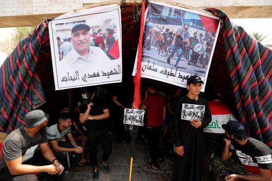 2020-07-27T101945Z_93311592_RC2M1I9RMXMA_RTRMADP_3_IRAQ-PROTESTS