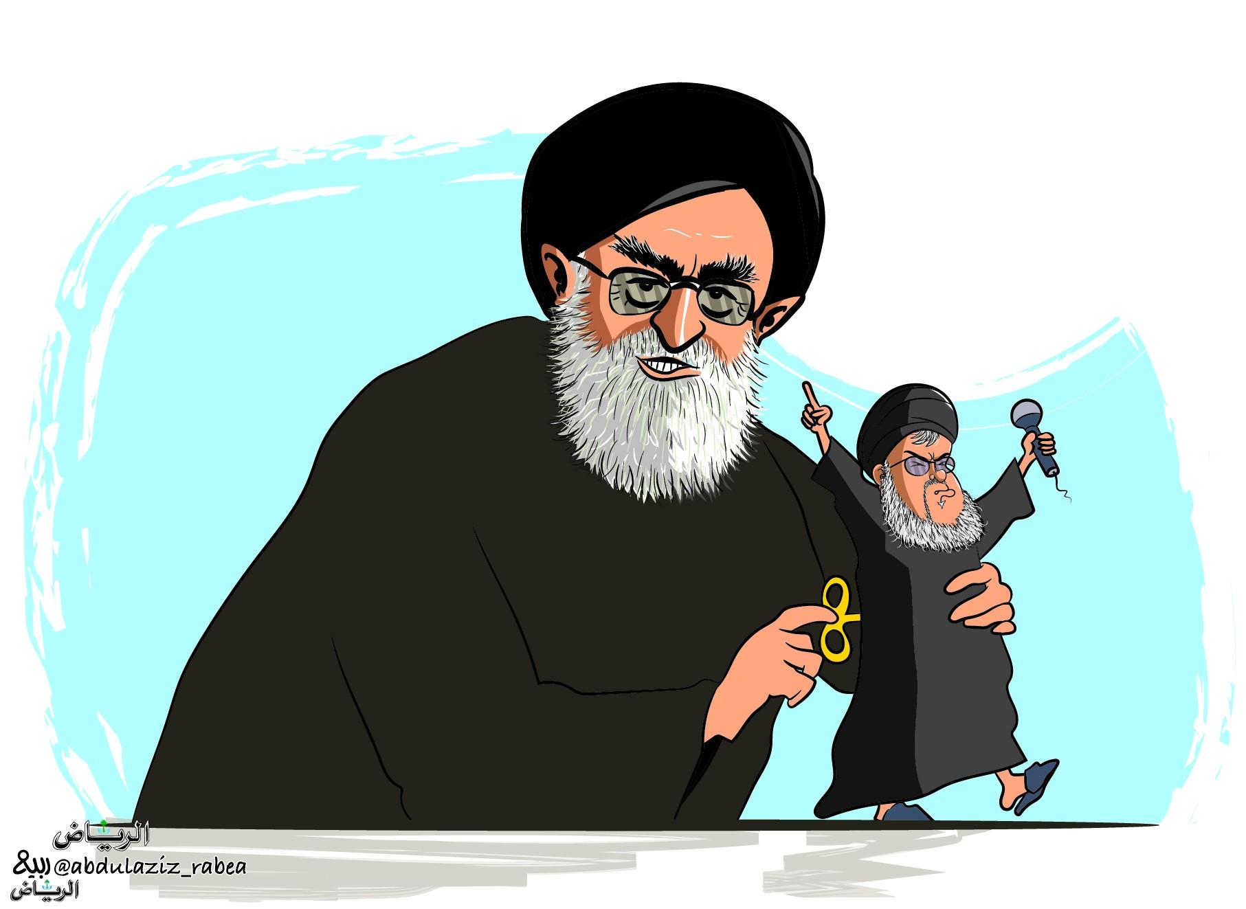 روحانى يحرك حزب الله