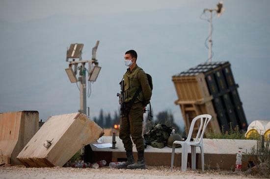 جندى إسرائيلى