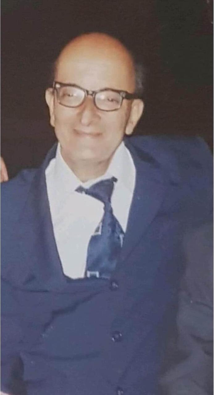 الدكتور محمد مشالى