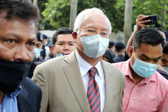رئيس وزراء ماليزيا الأسبق