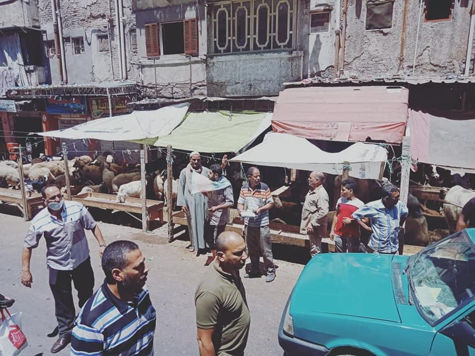 حملات غرب الاسكندرية (1)