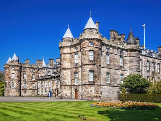 قصر Holyroodhouse
