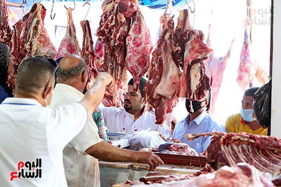 منافذ بيع اللحوم