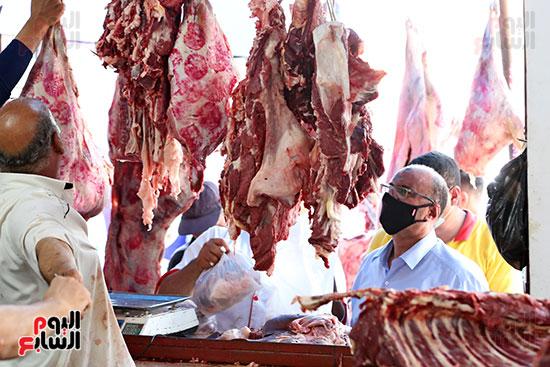 الاقبال على اللحوم