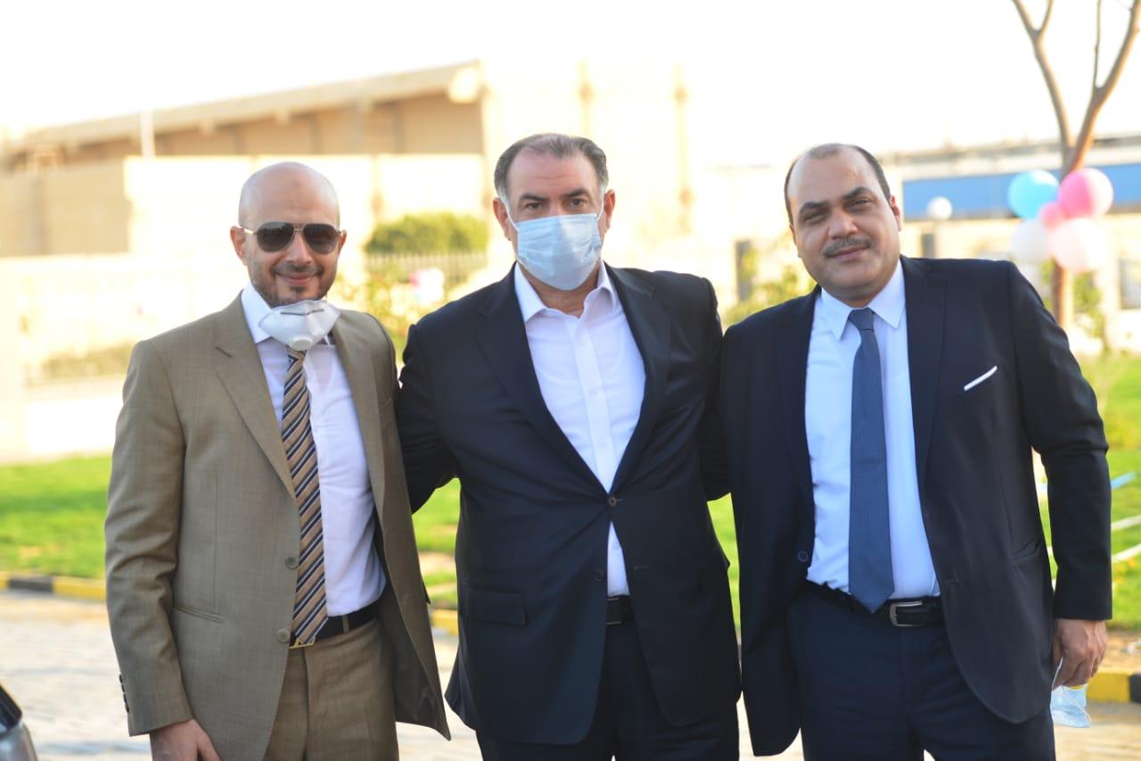 دار العزل الصحى لمستشفى سعاد كفافى (5)