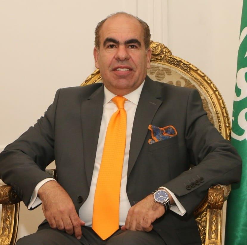 الدكتور ياسر الهضيبي نائب رئيس حزب الوفد وعضو الهيئة العليا