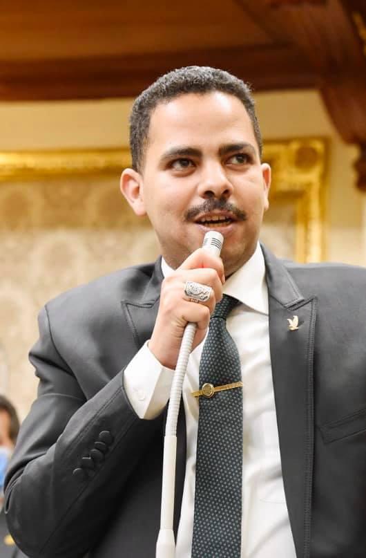 المهندس أشرف رشاد الشريف رئيس حزب مستقبل وطن