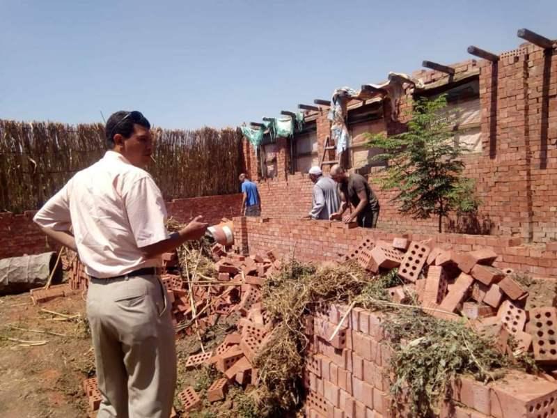 إزالة التعديات على الأراضى الزراعية (6)