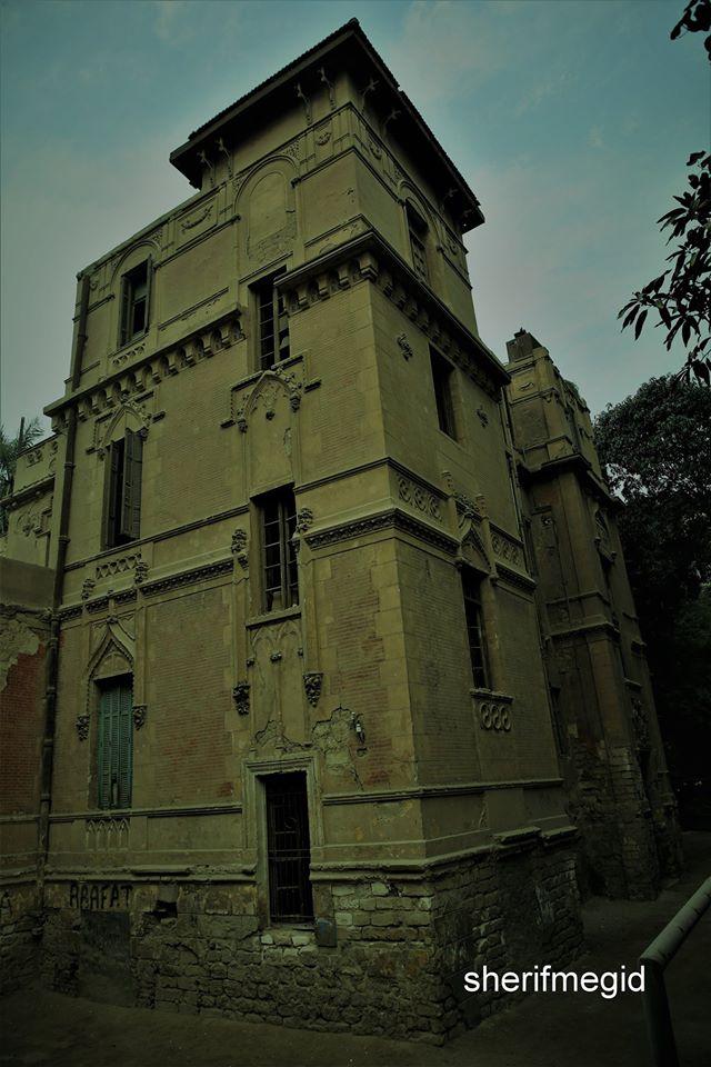 قصر أحمد حشمت باشا (1)