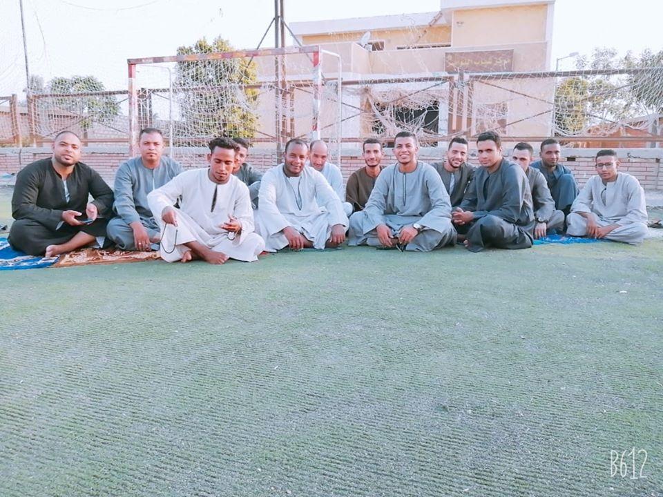شاهد مخالفات وصلاة العيد بالشوارع ومركز شباب فى محافظة الأقصر (7)